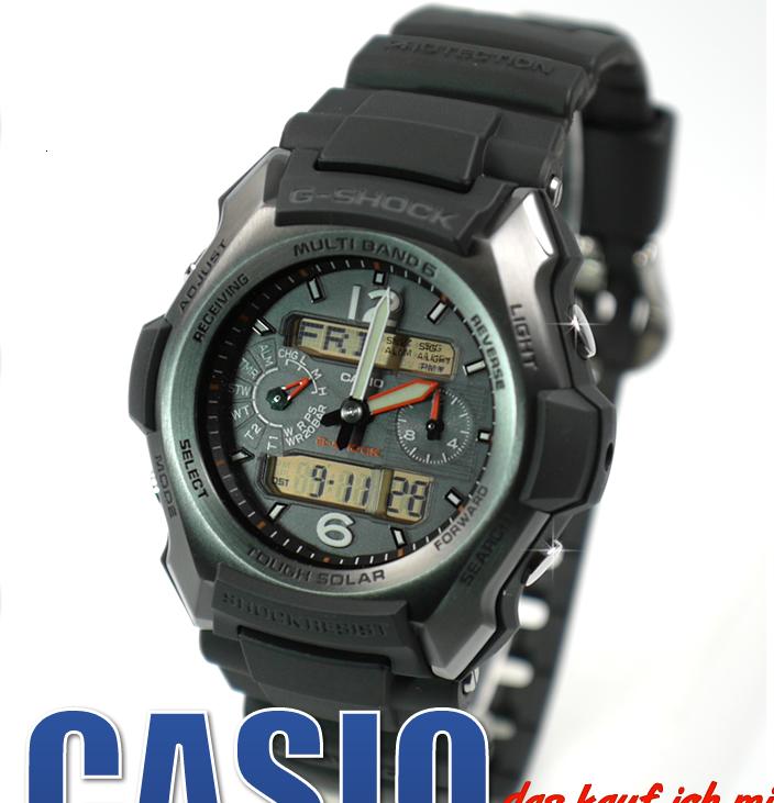 casio g shock herren funk gw 2500b 1aer power watch neu ebay. Black Bedroom Furniture Sets. Home Design Ideas